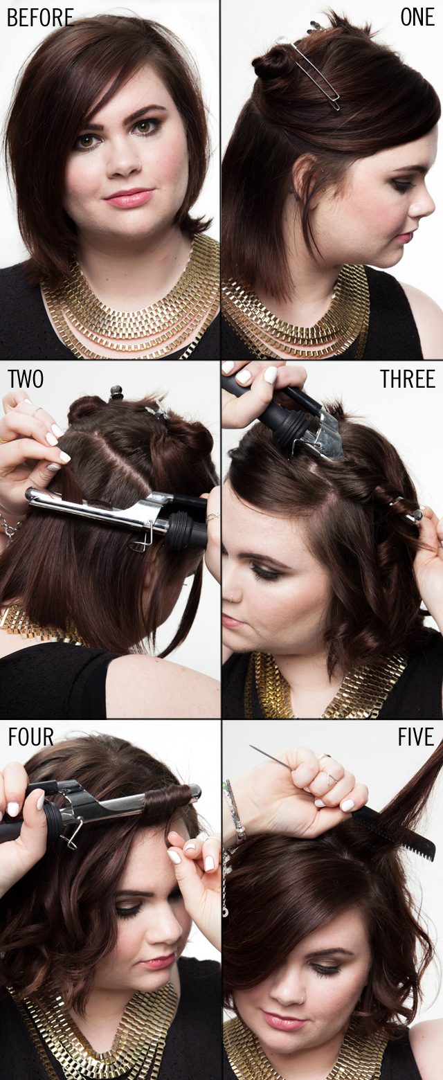 How To Cut Your Own Short Layered Hair Archidev