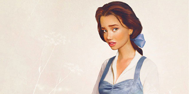 An Artist Drew Disney Princesses In Real Life And They Are Unsurprisingly Beautiful