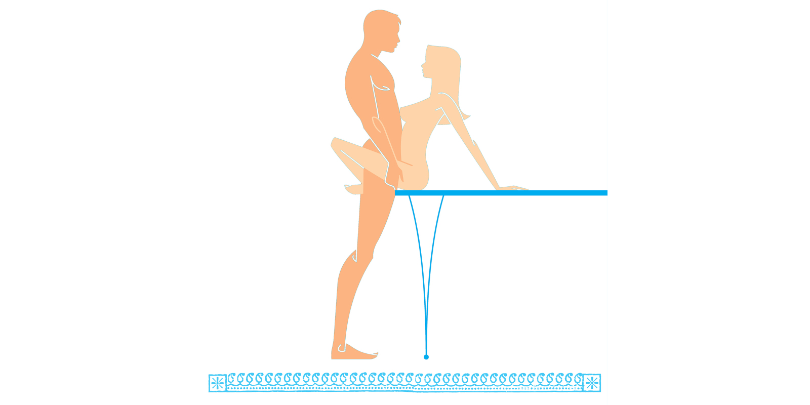 the paddlock sex position