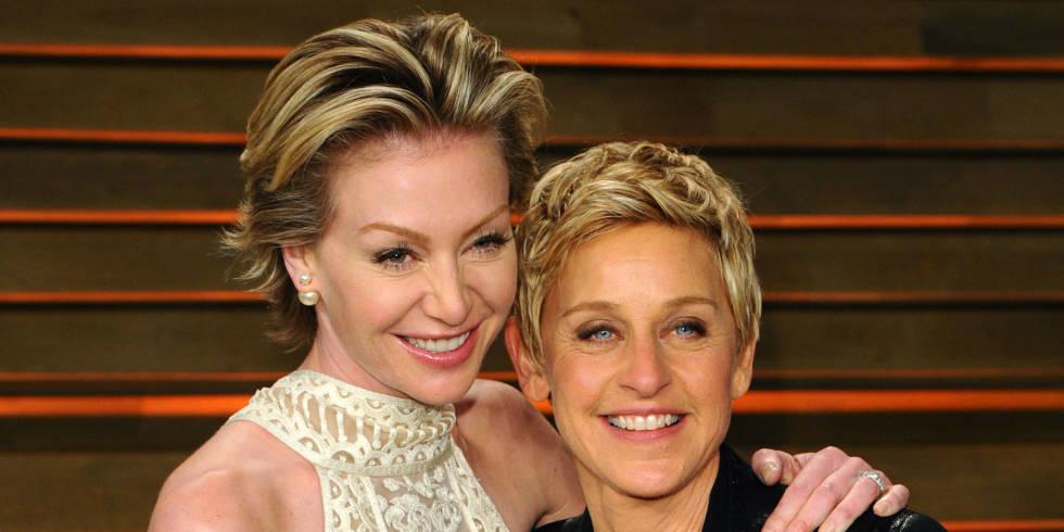 Ellen degeneres, wedding, gay, lesbian. FSOG, LGBT