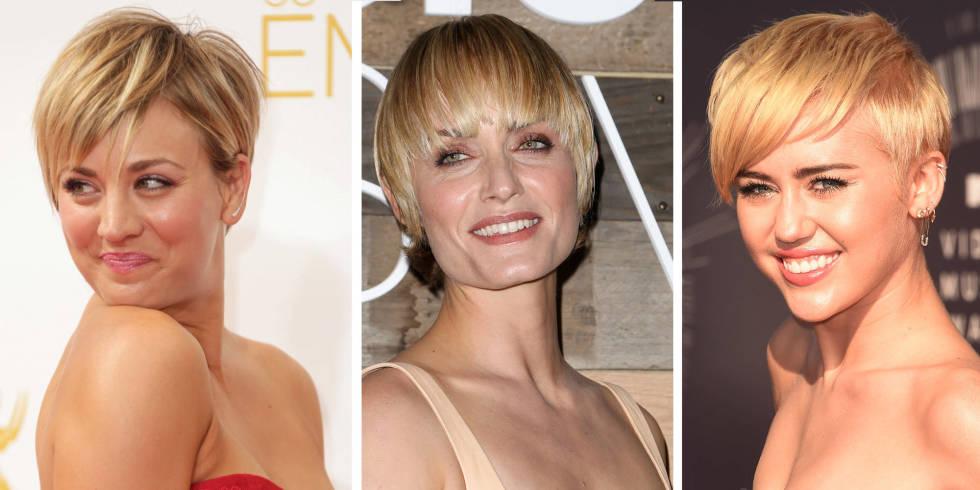 Incredible Autumn Winter 2014 Hair Trends Short Haircut Inspiration Short Hairstyles For Black Women Fulllsitofus