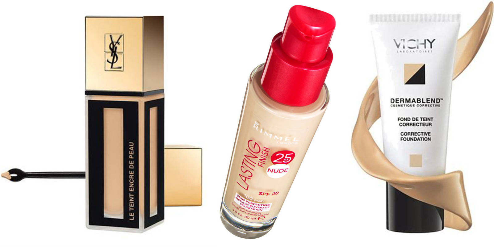 Best foundation for 40 year old woman