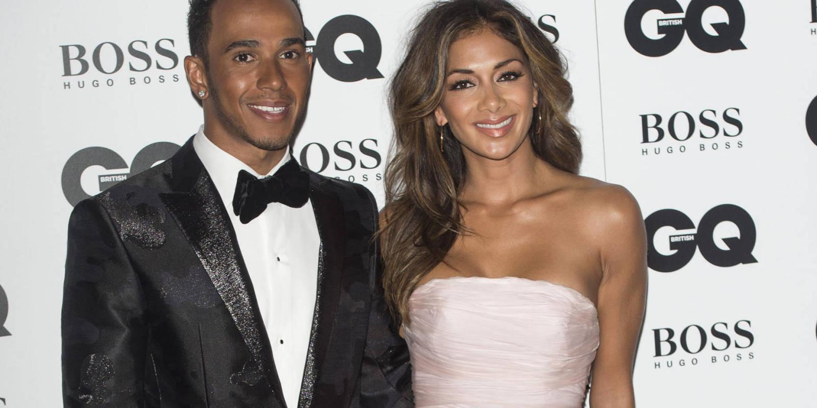 Lewis Hamilton posts h... Nicole Scherzinger Boyfriend Current