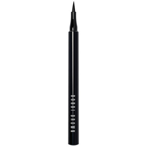 This felt-tip pen makes application a breeze and you can line as heavily or as lightly as you like. We've found that it's good for drawing flicks and the blacker-than-black formula is seriously impressive. It works well over eyeshadow to create more definition and it lasts well without smudging. Bobbi Brown Ink Liner, £21 bobbibrown.com