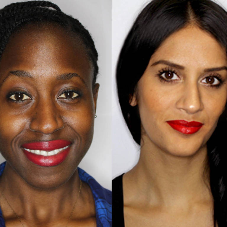 Motivational Quotes About Success: True Red Lipsticks Tested On Different Skin Tones