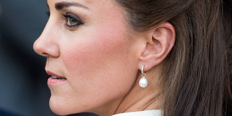 Kate Middleton Wedding Eye Makeup : Kate Middletons pregnant with her second child