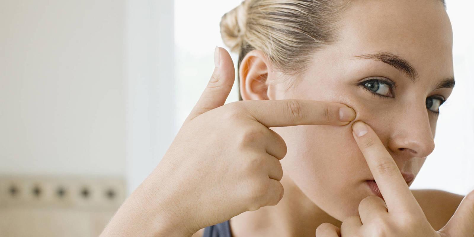 Как быстро избавится от болячек на лице в домашних условиях