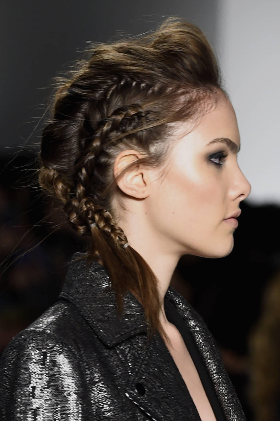 Strange Spring Summer 2015 Hair And Makeup Trends Hairstyles For Women Draintrainus