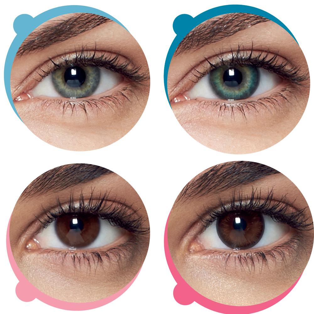 High Definition Eye Enhancing Contact Lenses