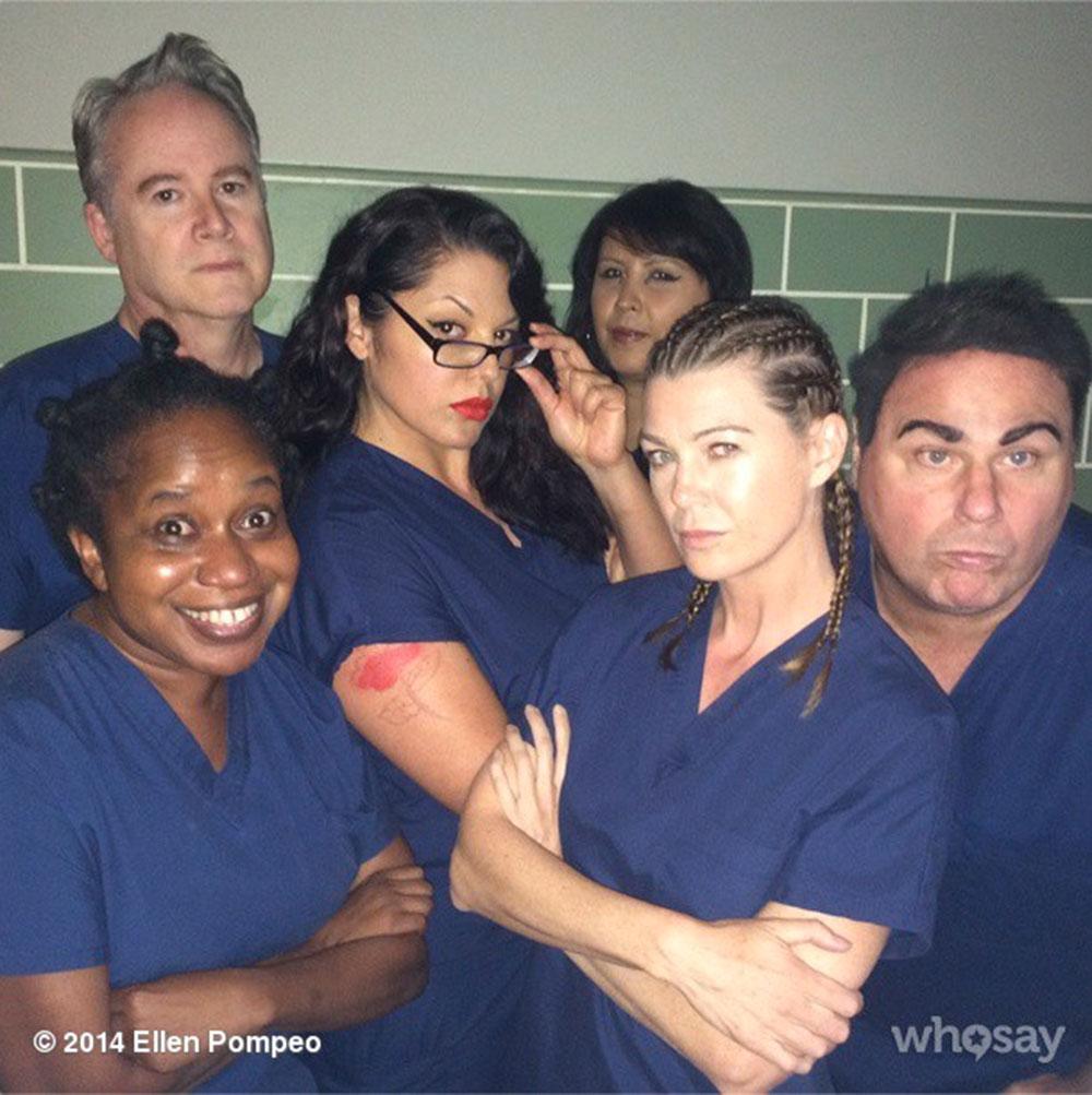 Nicole Herman | Grey's Anatomy Universe Wiki | FANDOM ...