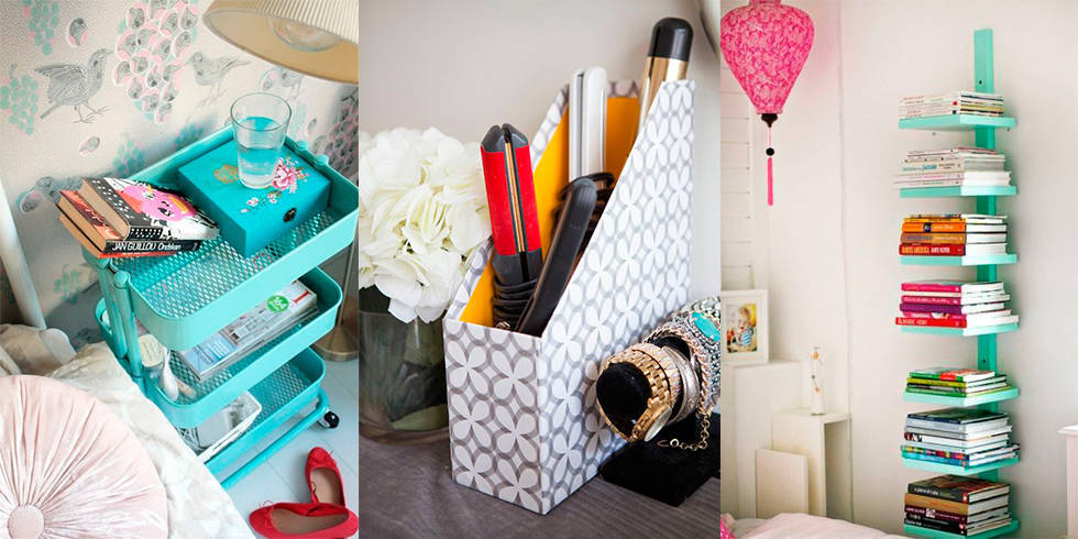 11 clever storage solutions for teeny tiny spaces - Small space storage solutions for bedroom ...