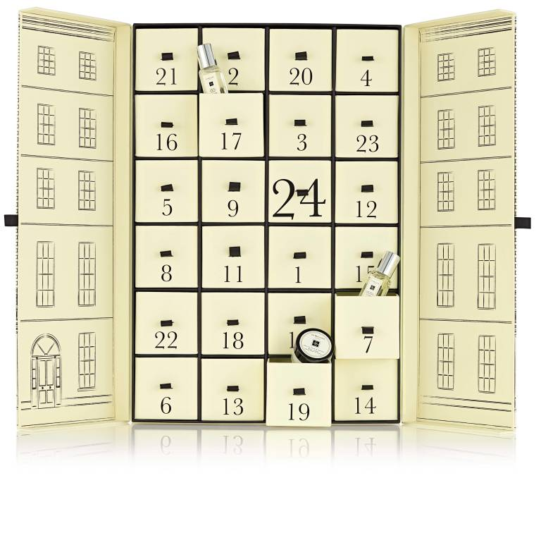 Jo Malone beauty advent calendar 2014