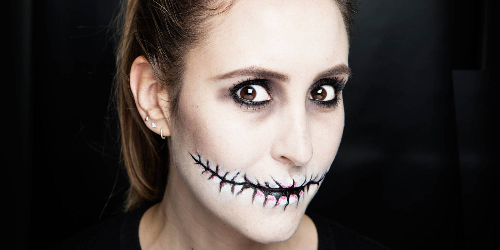 halloween makeup mouth - photo #1