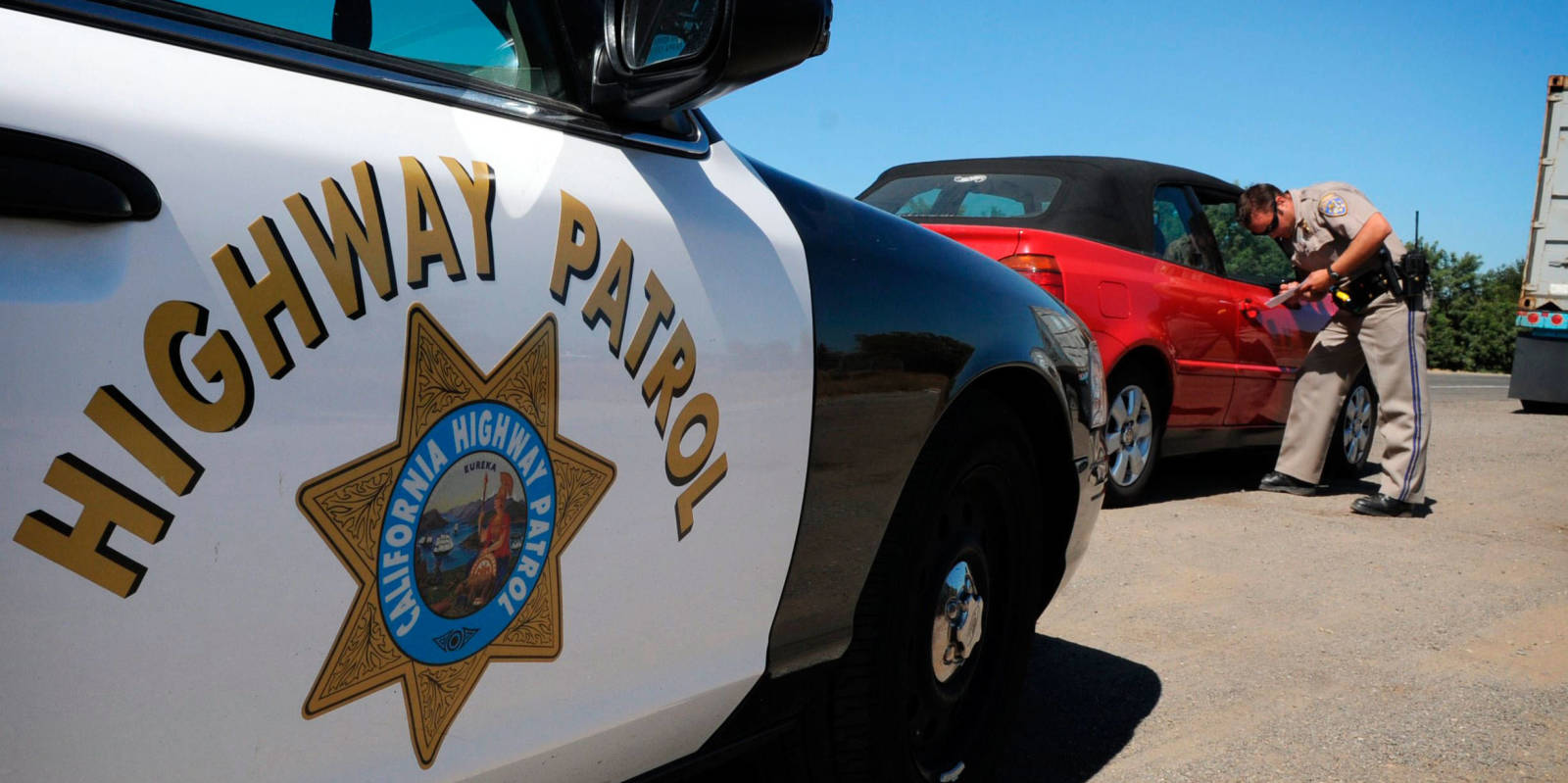 California Highway Patrol Officers Stole Nude Photos From