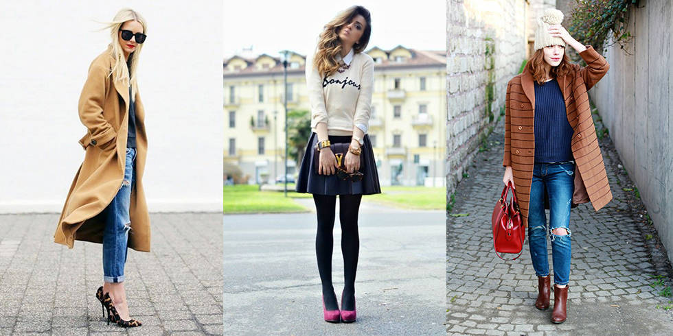 18 Outfit Ideas To Steal From Pinterest Now It 39 S Getting Bloody Cold