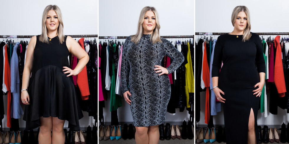 Party dressing for curvy girls: what to wear to flatter a fuller