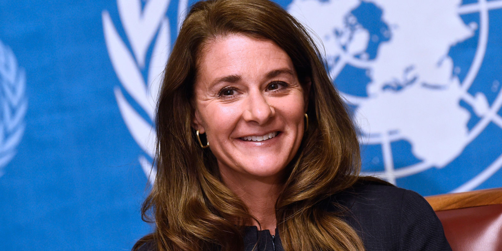Melinda Gates It39s not about doing it a man39s way but finding your own