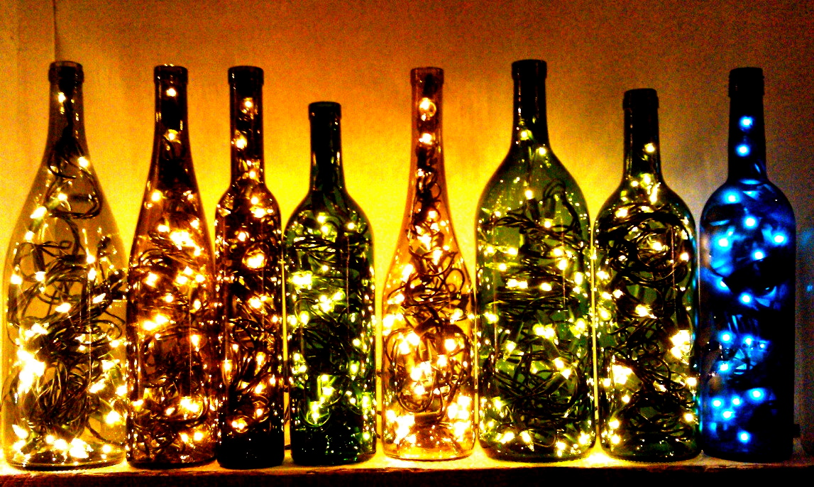 Фото бутылка в изде 22 фотография