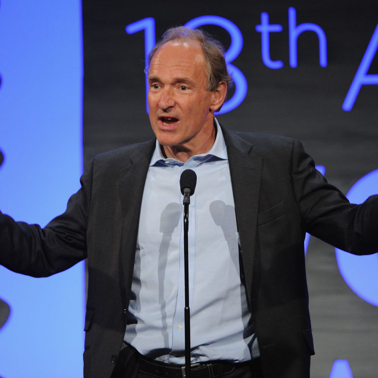 tim berners lee the inventor of the internet Sir tim berners-lee invented the world wide web in 1989 he is the director of the world wide web consortium (w3c), a web standards organization founded in 1994 which develops interoperable technologies (specifications, guidelines, software, and tools) to lead the web to its full potential he is a .