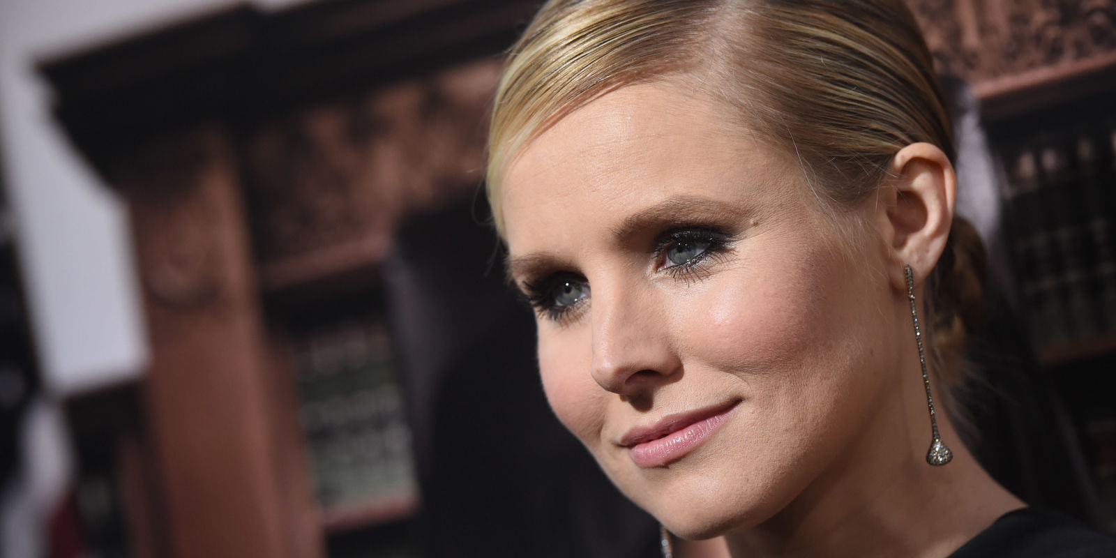 The gallery for --> Kristen Bell Neck Tattoo