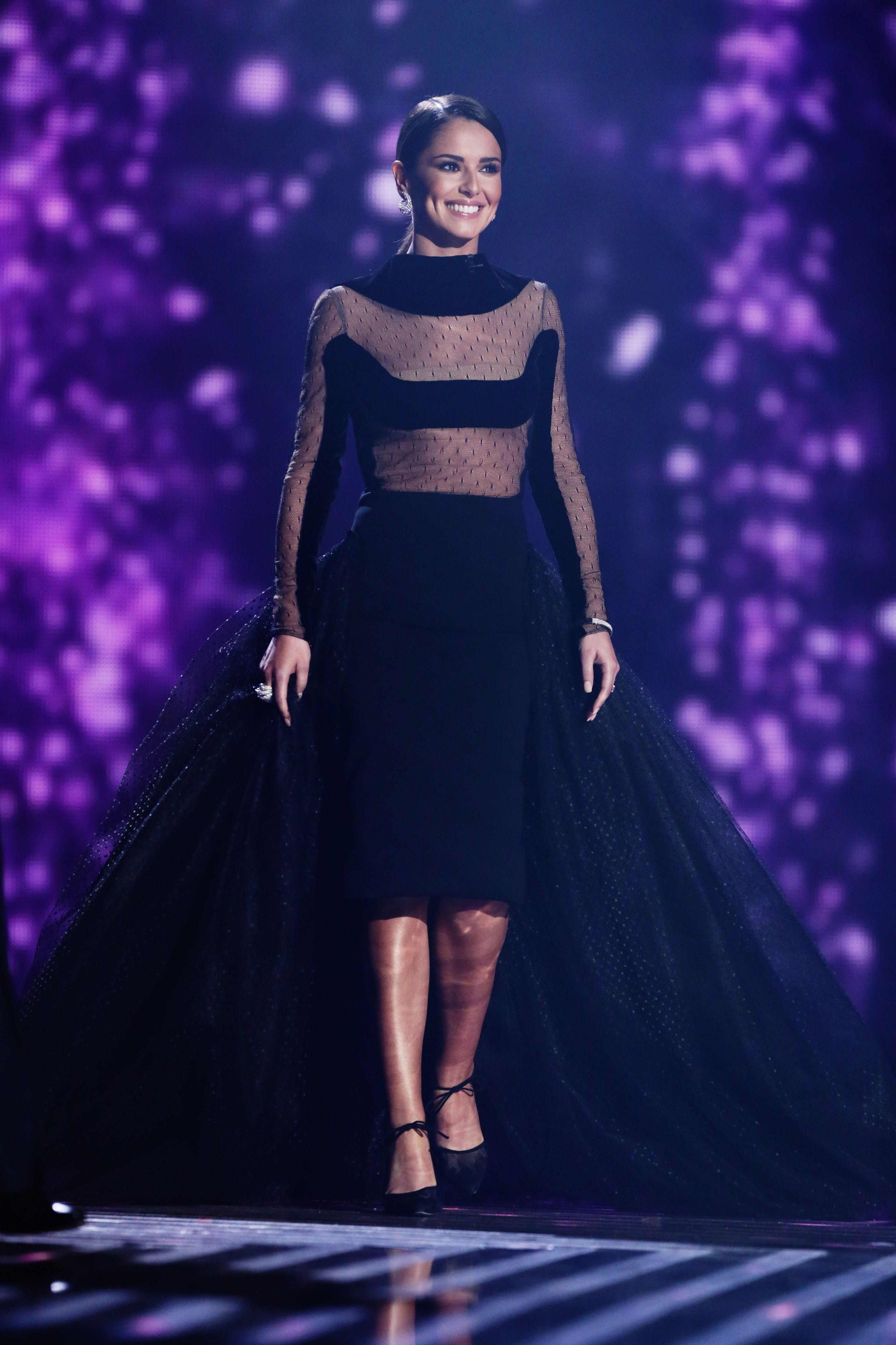 X Factor 2014 Cheryl Fernandez Versini And Mel B S Best Looks