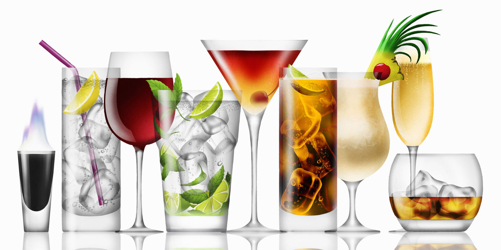 11 Mixers That Make Alcoholic Drinks Healthier