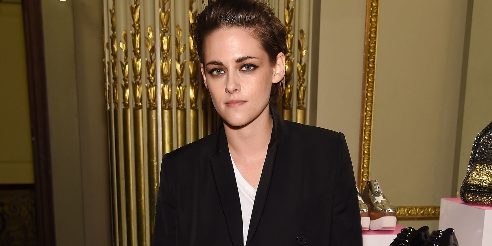 Kristen Stewart Joins Stella McCartney For A Pitch And Putt Party