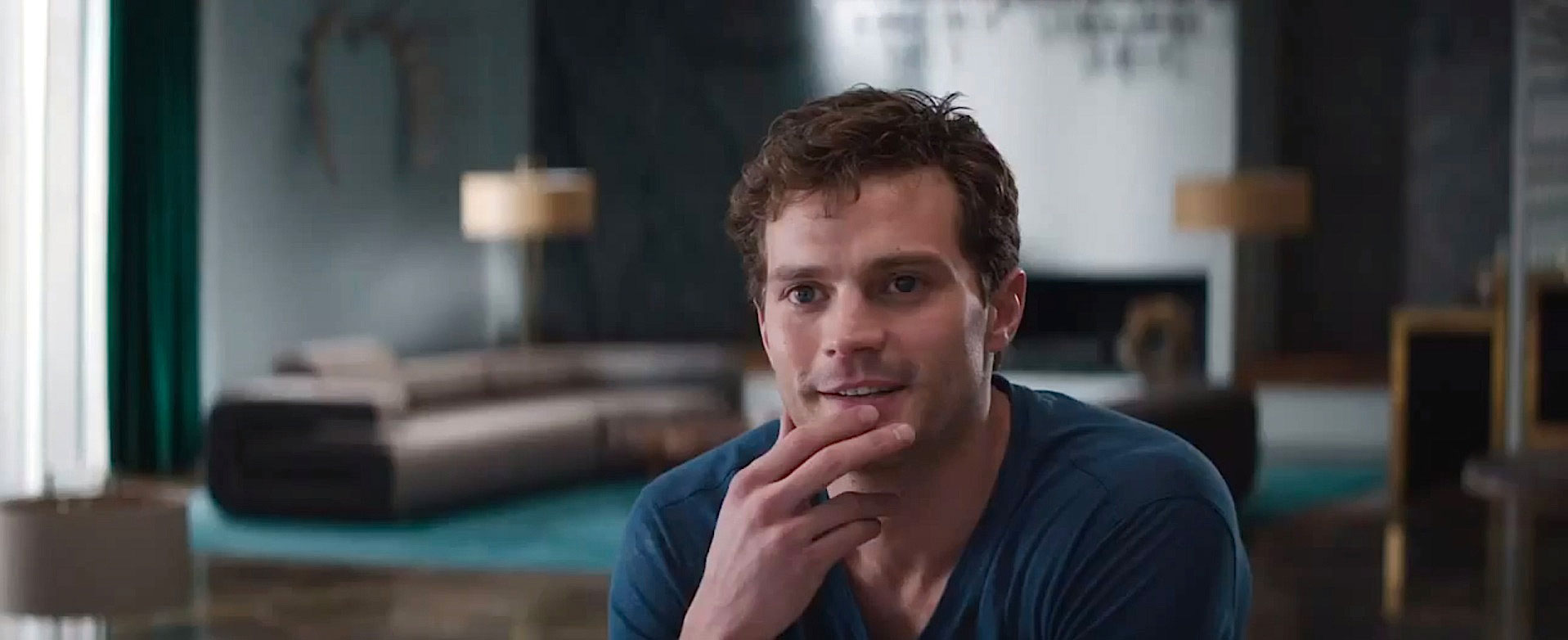 There will be no tampon scene in the 39 fifty shades of grey for What kind of movie is fifty shades of grey