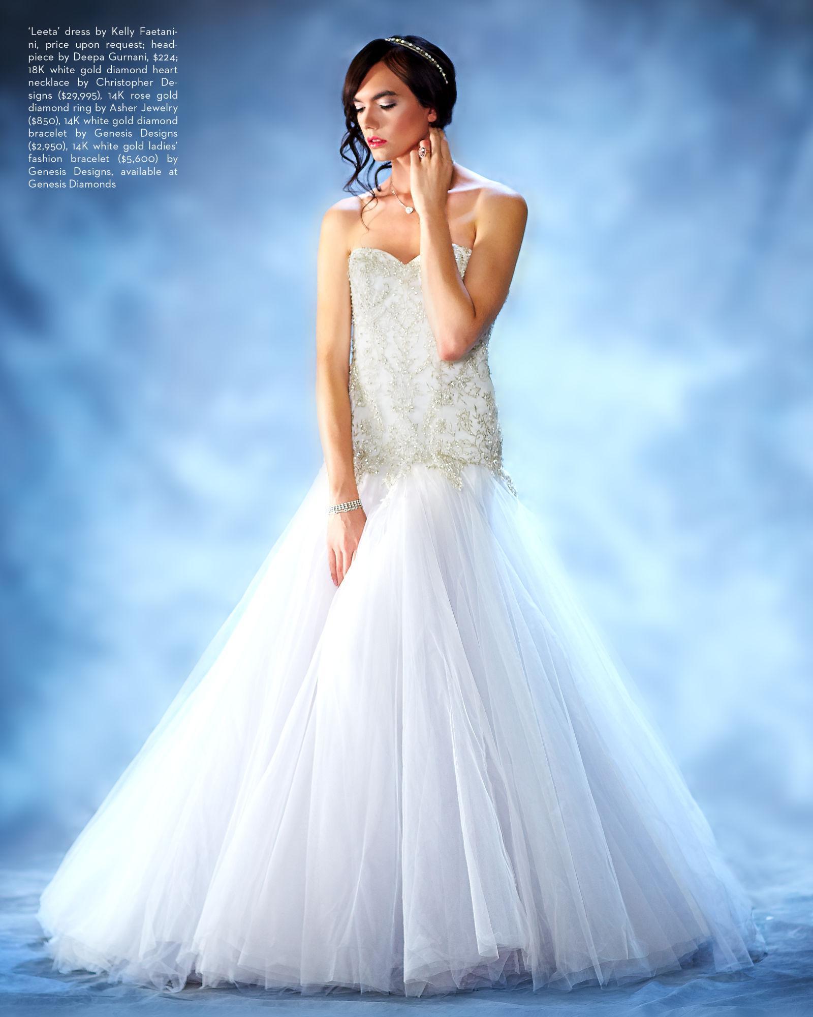 Love Inc. magazine does amazing androgynous wedding shoot ...