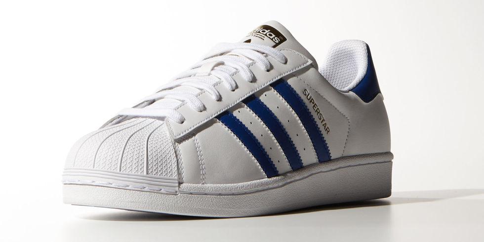 retro adidas superstar trainers