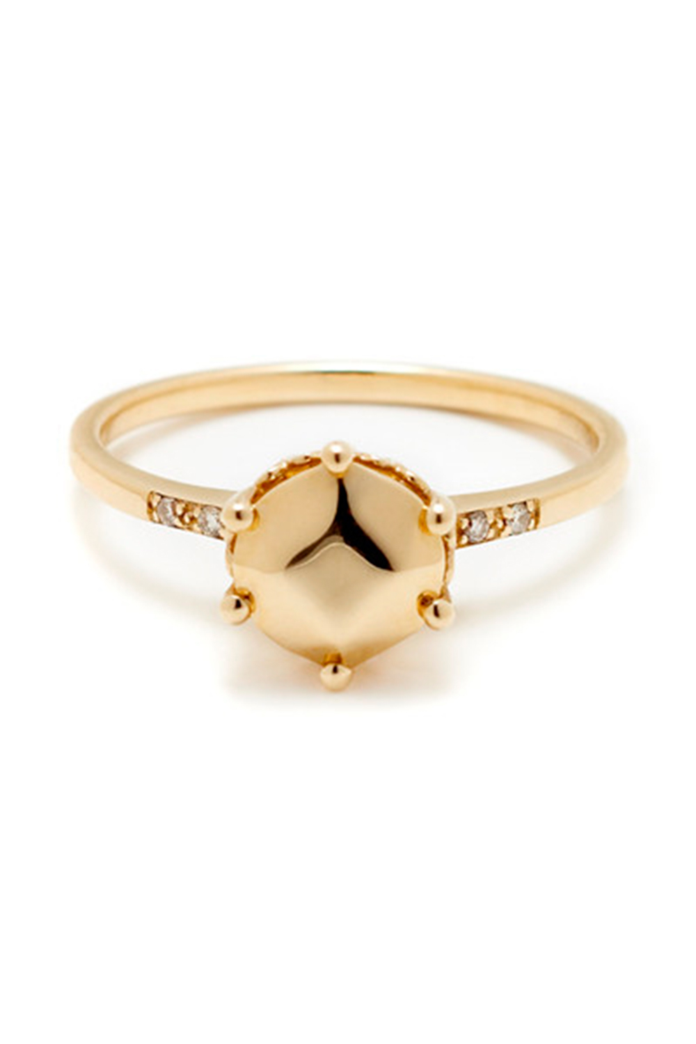 alternative engagement rings for after unique styles
