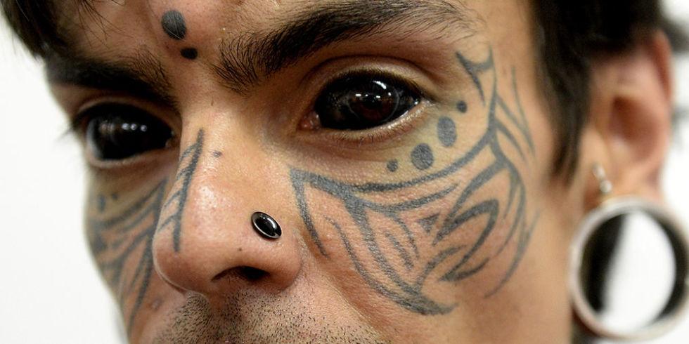 eyeball tattoo MEMEs
