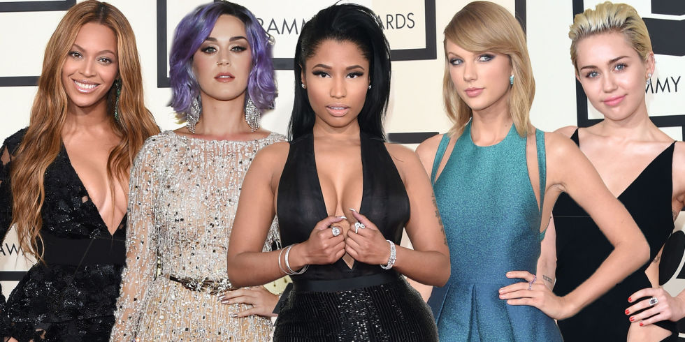 The Grammys 2015: the best and worst dressed celebrities on the red carpet in photos