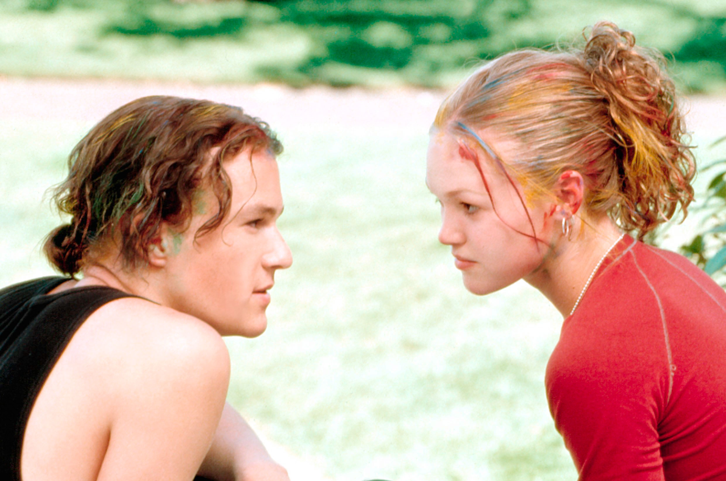 10thingsihateaboutyou Heathledger Juliastiles: We Got Nostalgic With Julia Stiles About '10 Things I Hate