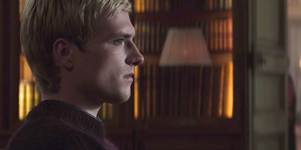 Peeta's Hunger Games: Mockingjay deleted scene is pretty sad