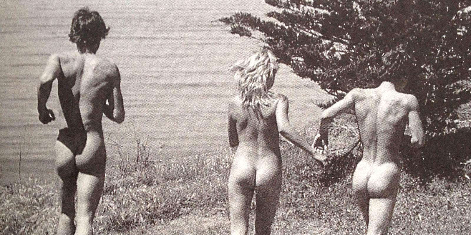 Ads abercrombie nude