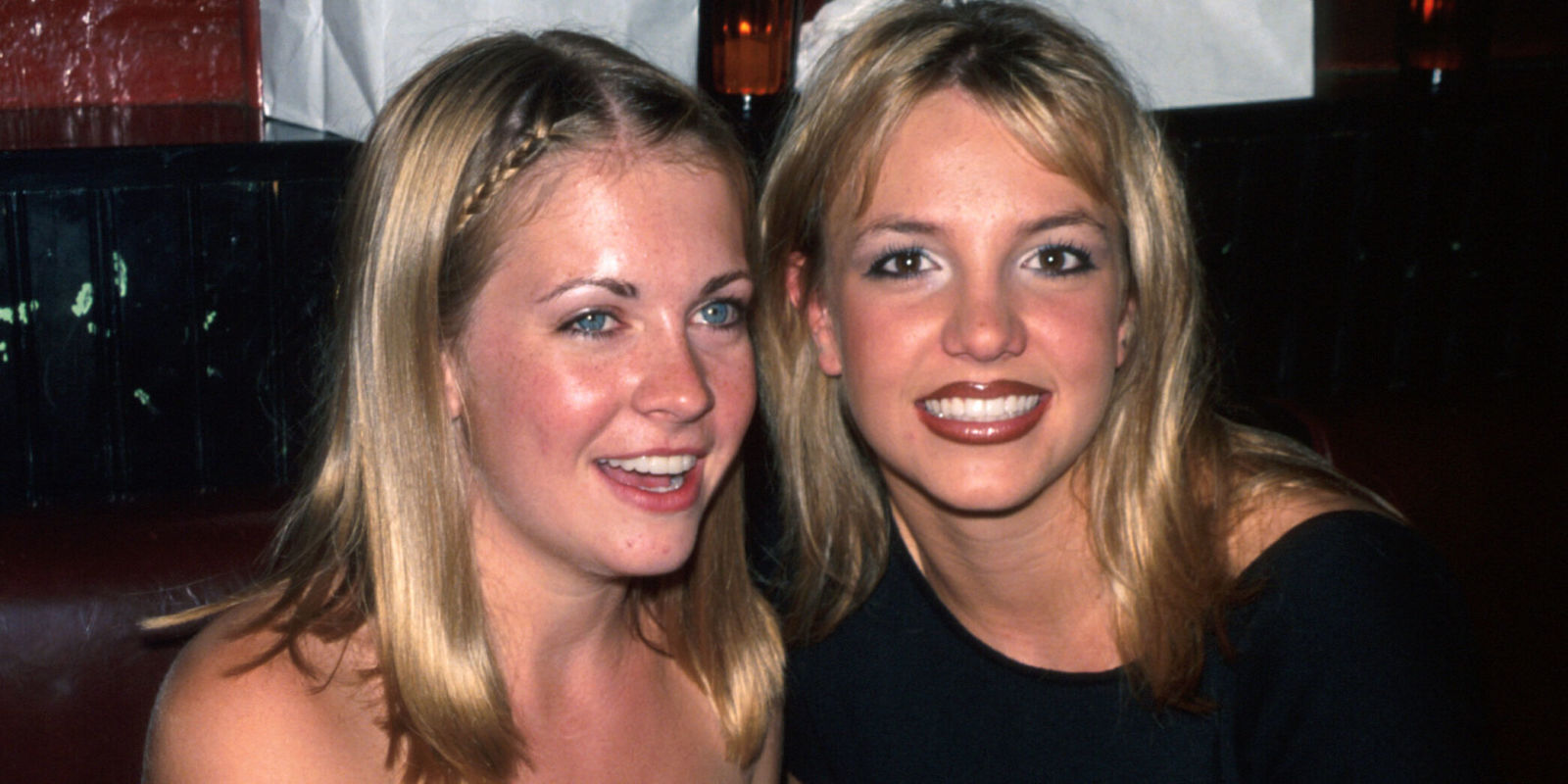 Melissa Joan Hart and britney spears