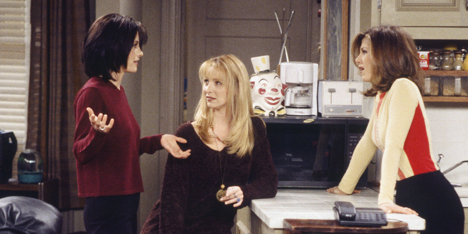 Another Insane Thing You Never Noticed About Friends