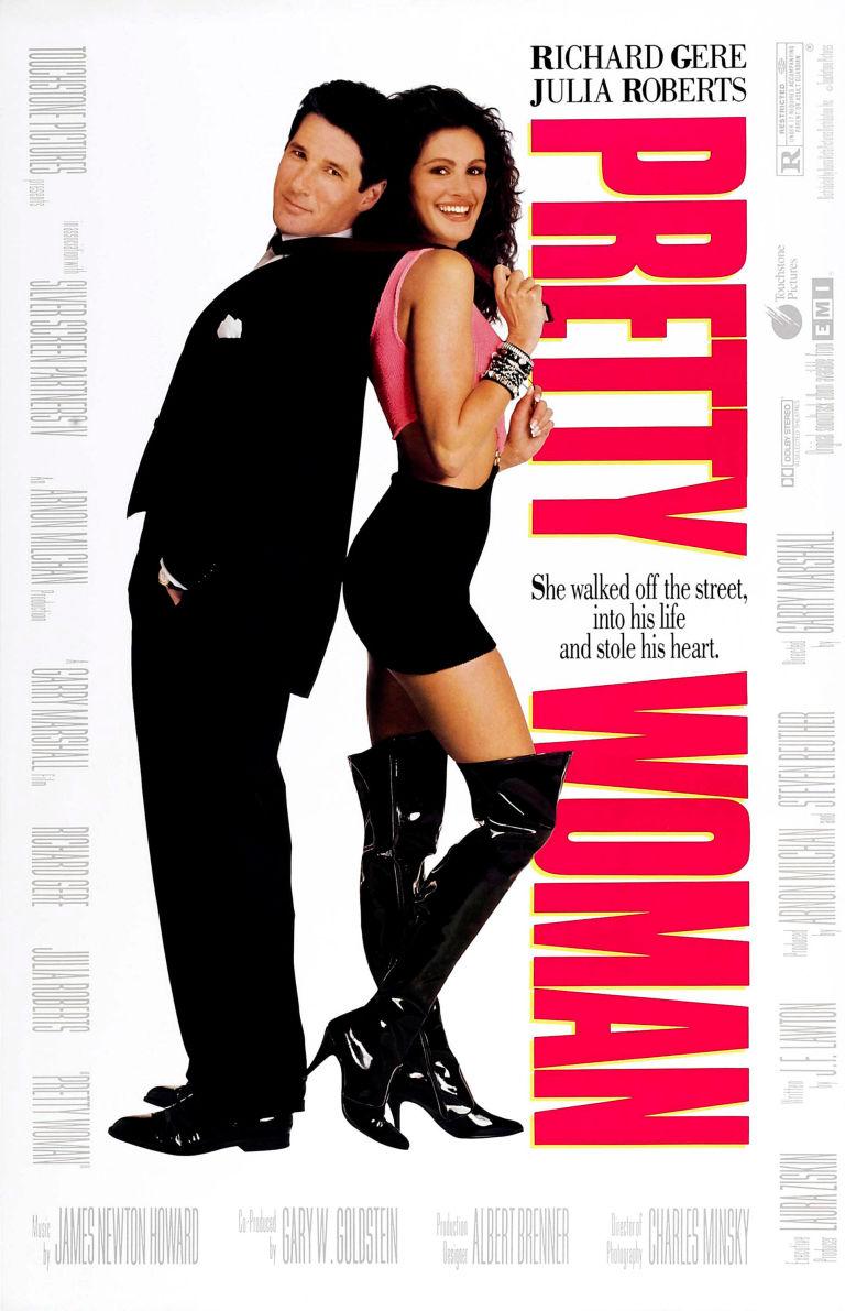 Afbeeldingsresultaat voor pretty woman poster