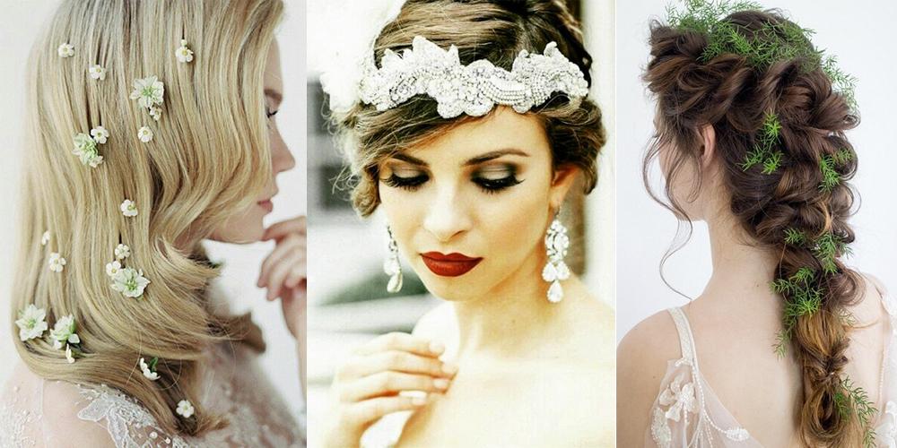 real weddings wedding hairstyles photos