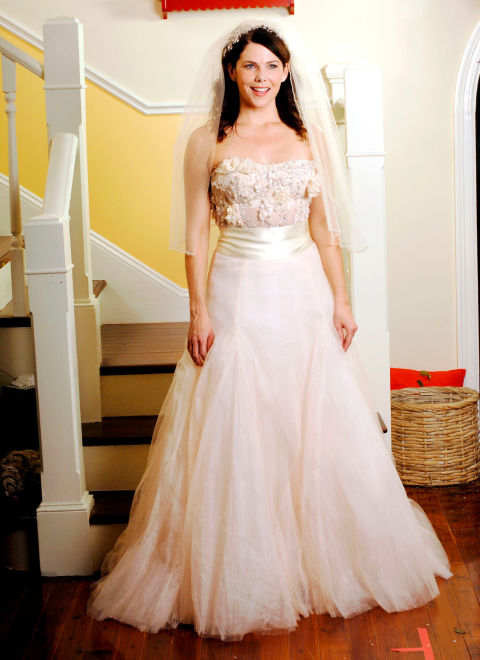 10 Ugliest Wedding Dresses in TV and Movies - Cosmopolitan