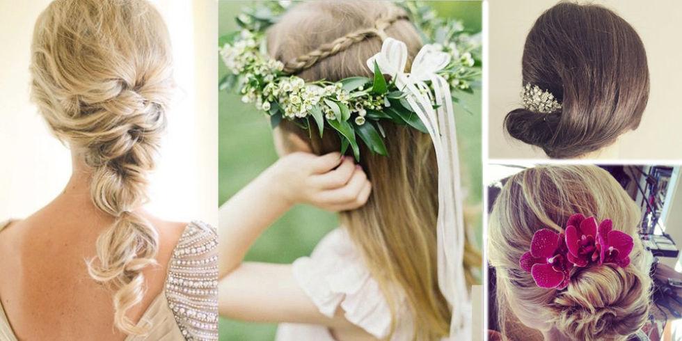 Swell Bridesmaid Hairstyle Ideas Short Hairstyles Gunalazisus
