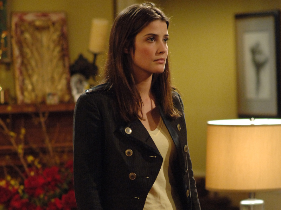 Cobie Smulders on how i met your mother