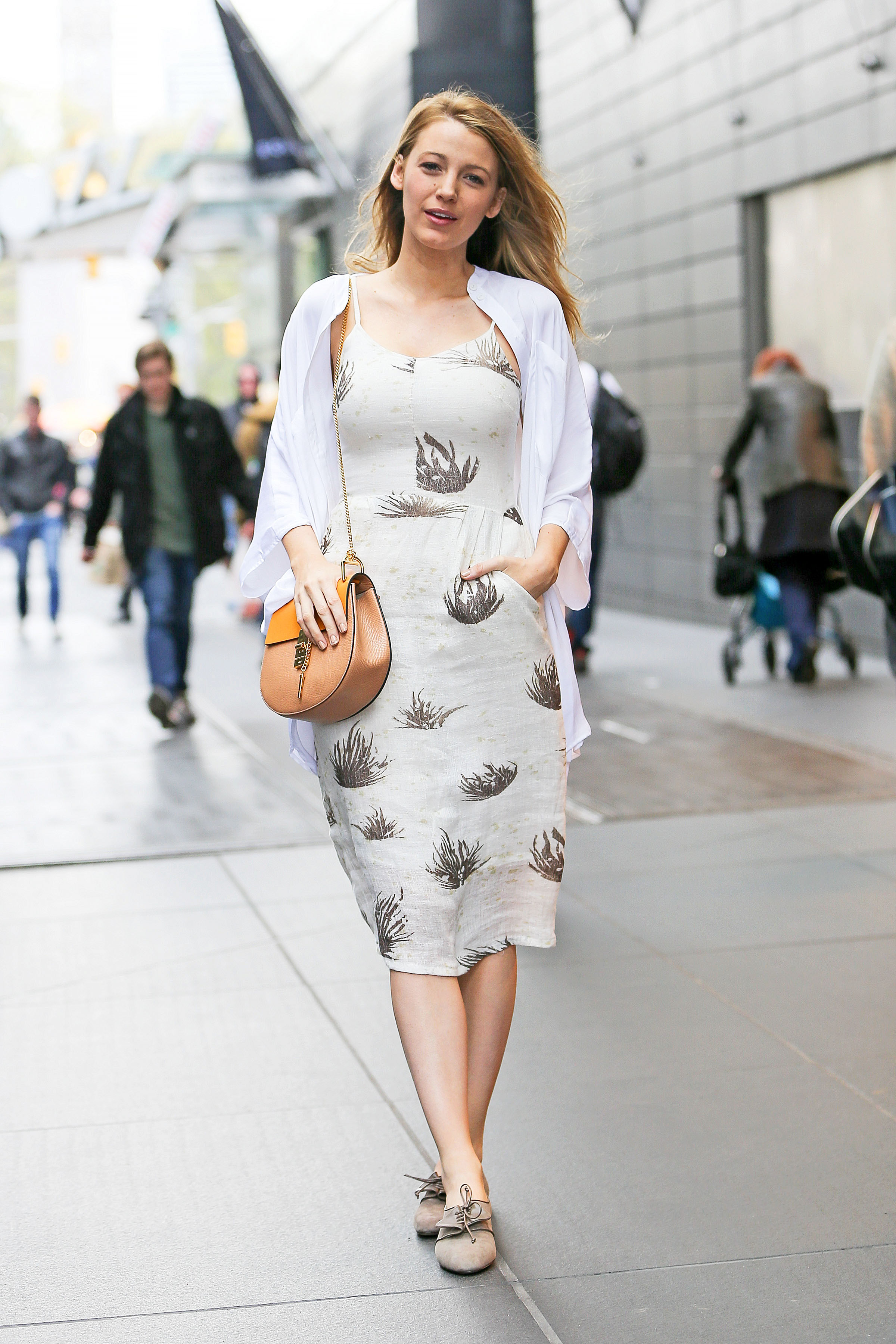 Blake Lively 39 S Best Outfits In Photos