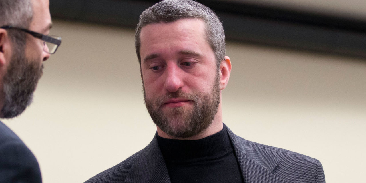 Screech actor Dustin Diamond could face up to 10 years in ...