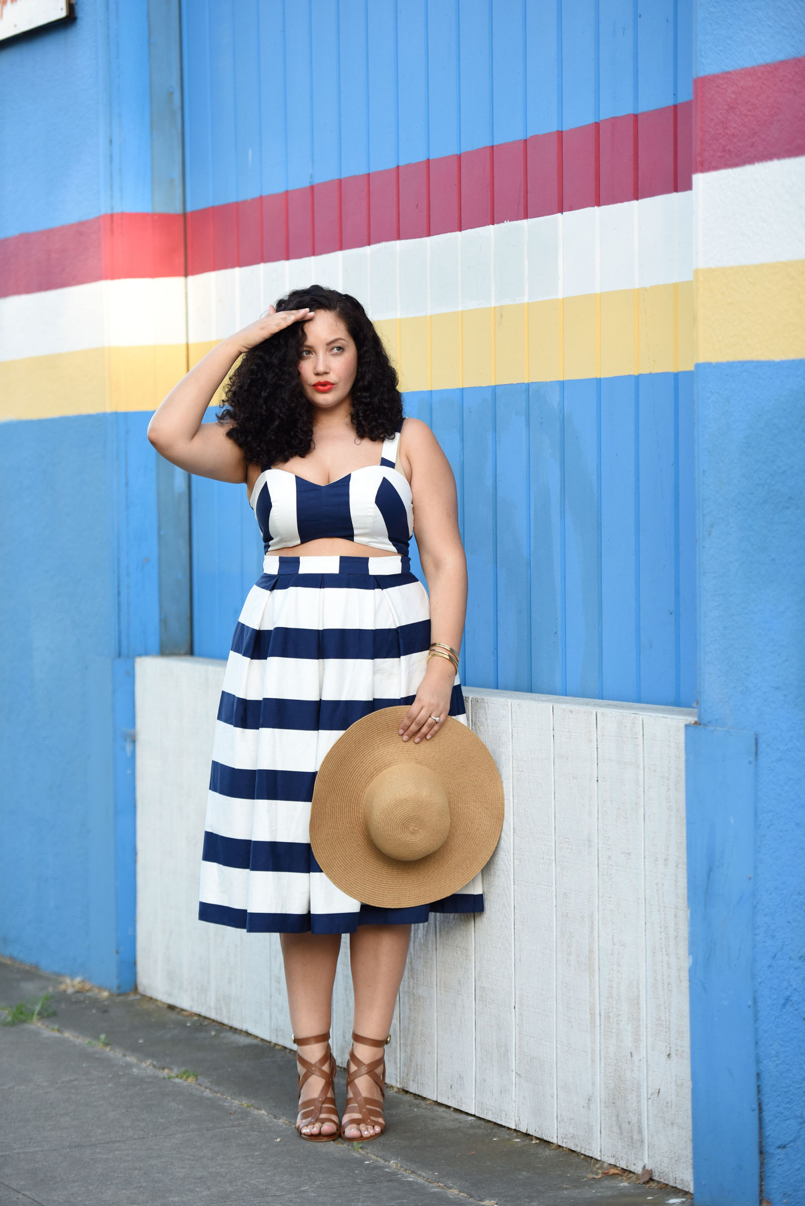 Summer styling tips from Tanesha Awasthi from Girl With Curves