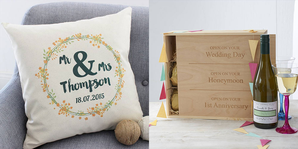 Suggestions For Wedding Gifts: 12 Unique Wedding Gifts Ideas