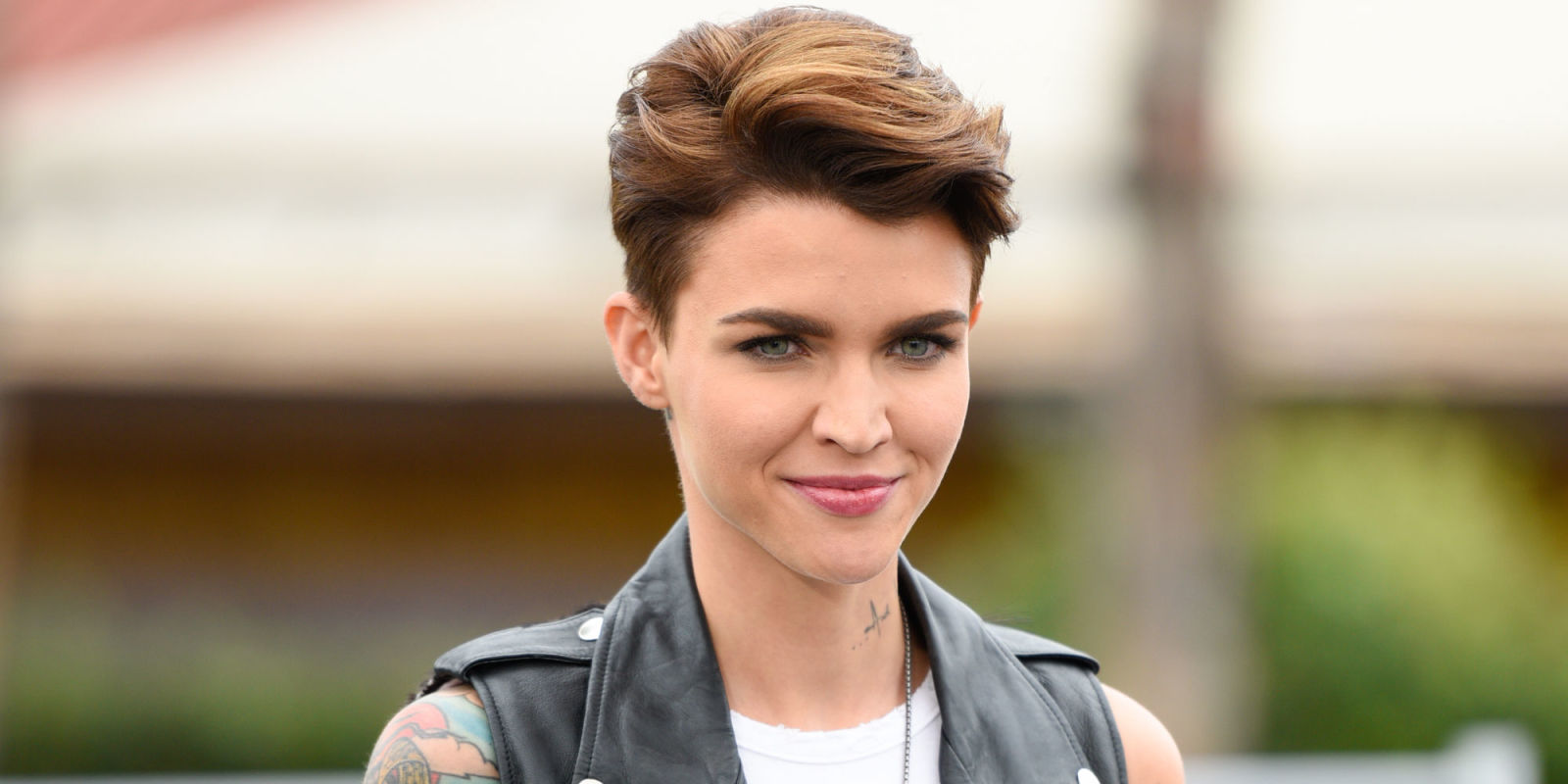 Ruby Rose Celebrity Hair Changes Really: Orange Is The New Black's Ruby Rose Admits She Saved Up
