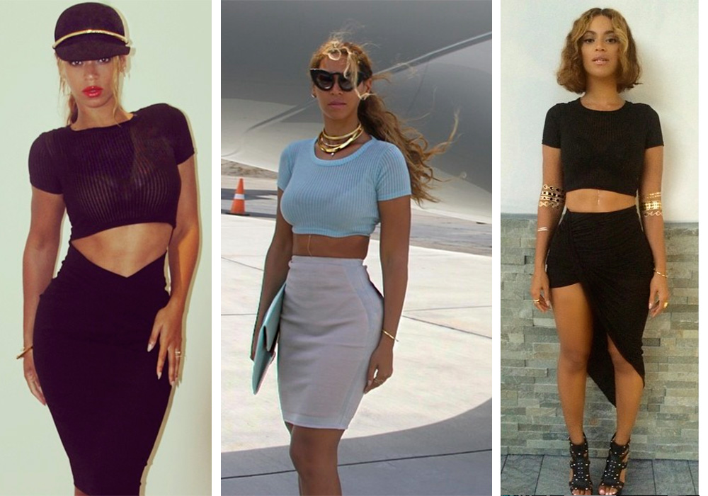 beyonce outfits - photo #8