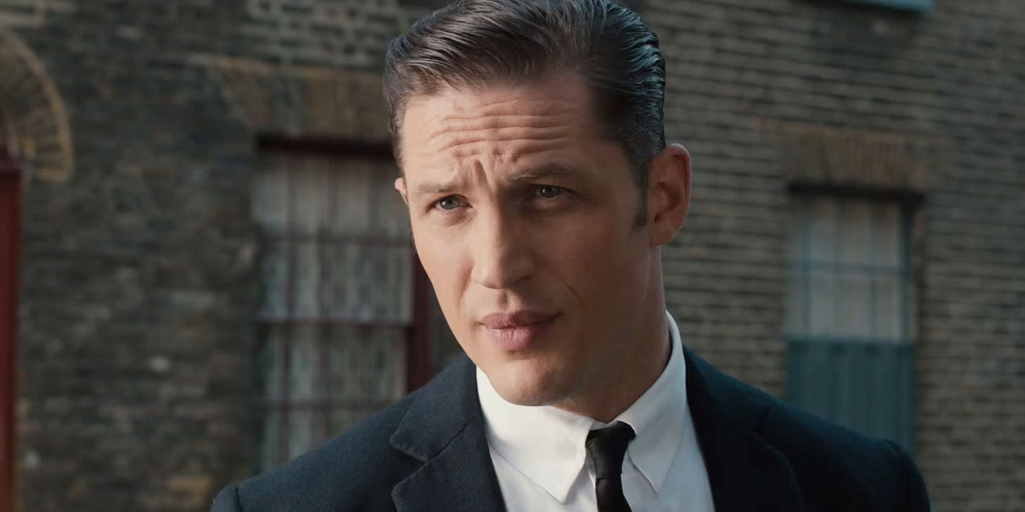 The Legend Trailer Features Two Times The Tom Hardy Joy